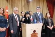 عبير موسي تقترح حزام سياسي جديد للحكومة