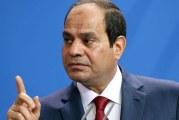 السيسي: اتفاق سد النهضة يجب أن يكون ملزما ويحفظ حقوق مصر