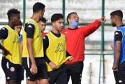 تشكيلة المنتخب التونسي لكرة القدم للأواسط في مواجهة المنتخب الليبي