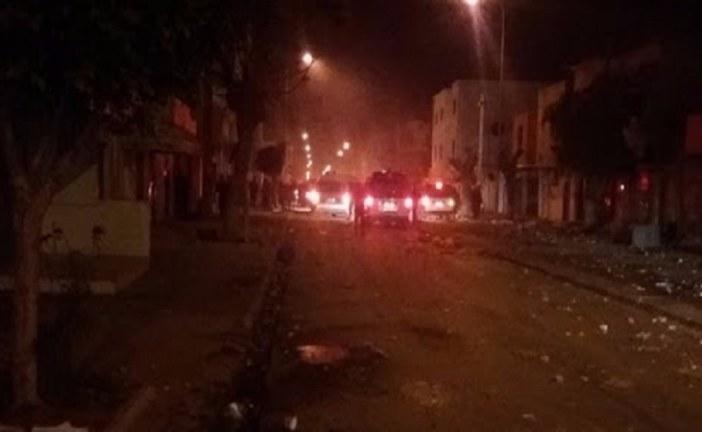 نابل: إيقاف 23 شابا خلال اعمال شغب جدت ليلة امس بعدد من المعتمديات (مصدر امني)