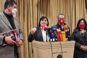 عبير موسي : التحوير انقلاب على البرلمان والحوار الوطني