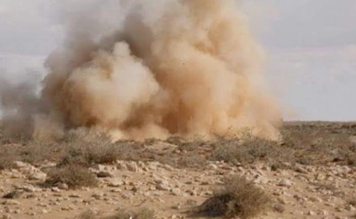 وزارة الدفاع : إصابة عسكري بجروح على مستوى الساق إثر انفجار لغم في مرتفعات الكاف