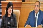 عبير موسي:كتلة الحزب الدستوري الحر ستعرض لائحة لوم لسحب الثقة من الحكومة