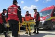نابل: وفاة شخصين في حادث مرور على الطريق الجهوية رقم 27