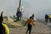 المهدية: تجدد الاشتباكات بين قوات الأمن وشباب أولاد جاب الله من معتمدية ملولش