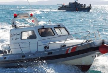 وزارة الدفاع:إنقاذ 7 تونسيين بعد تعطب مركبهم بسواحل قليبية كانوا ينوون الإبحار خلسة نحو إيطاليا
