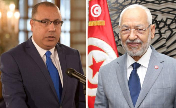 راشد الغنوشي: النهضة ضدّ استقالة المشيشي