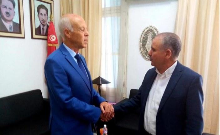 اتحاد الشغل يعبر عن ارتياحه لتمسك رئيس الجمهورية بمبادرة الحوار الوطني