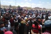 تطاوين: تجدد احتجاجات شباب الكامور للمطالبة برحيل الوالي وتسريع تنفيذ اتفاق الكامور 2