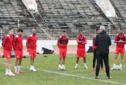 تصيفات كاس امم افريقيا:31 لاعبا يشاركون في تحضيرات المنتحب الليبي لمباراة تونس في مدينة بنغازي