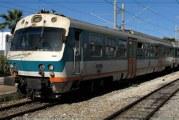 توقف جميع رحلات الشركة الوطنية للسكك الحديدية بفعل اضراب مفاجئ