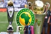 المغرب يرغب في استضافة نهائي كاس رابطة الابطال الافريقية ونهائي كاس الاتحاد الافريقي لكرة القدم