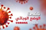 قفصة :8وفيات بسبب فيروس كورونا ورصد 70 إصابة جديدة