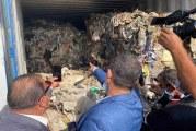 وزير الشؤون المحليّة والبيئة:لتونس ملفا جاهزا للتوجه الى المحاكم الدولية لرد اعتبار لتونس في قضيّة النفايات الايطالية