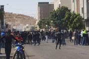 تطاوين : مسيرة في تطاوين تطالب باطلاق سراح الموقوفين وتنفيذ جميع بنود اتفاق الكامور