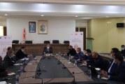 قابس: تركيز لجنة القيادة الجهوية لمشروع تطوير الاقتصاد الاجتماعي والتضامني وخلق فرص عمل لائق للشباب