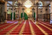 مواصلة إقامة الصلوات في الفترة الزمنيّة غير المشمولة بحظر الجولان بما في ذلك صلاة الجمعة