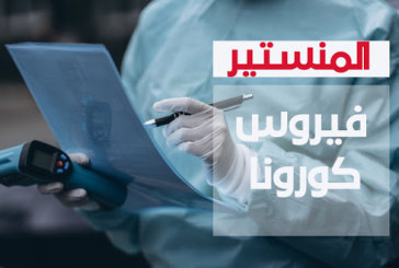المنستير-كوفيد19: تسجيل 117 إصابة جديدة مقابل 34 حالة شفاء و931 حالة نشطة