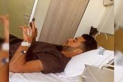 النجم الساحلي:محمد امين بن عمر يخضع لعملية جراحية على مستوى الاربطة المتقاطعة
