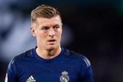 ريال مدريد يعلن إصابة الألماني توني كروس بفيروس كورونا