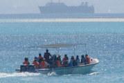 إحباط 12 عملية إجتياز للحدود البحرية خلسة و ضبط عدد 345 مجتازا خلال نهاية الاسبوع