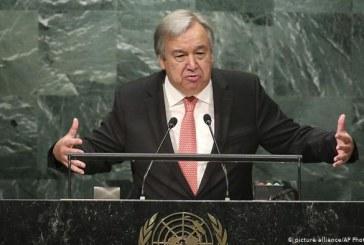 الأمين العام للأمم المتحدة:يجب وقف إجلاء الفلسطينيين من القدس الشرقية