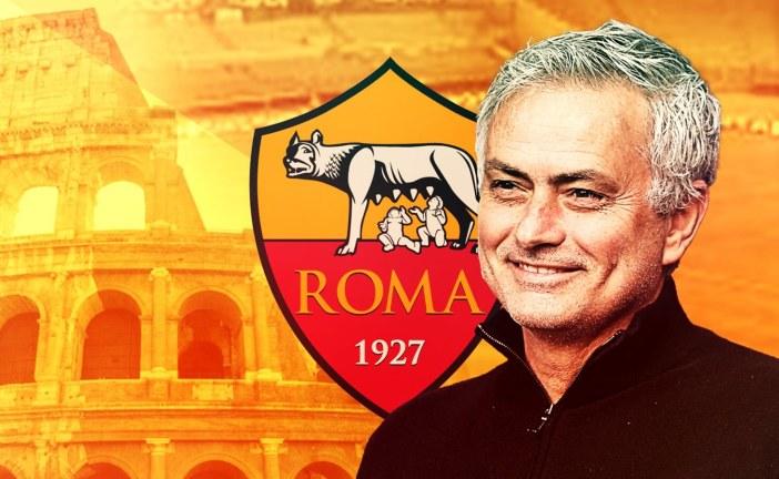 جوزيه مورينيو مدربا لروما للموسم المقبل