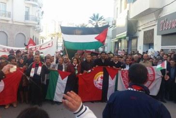 أحزاب ومنظمات وشخصيات وطنية تدين العدوان الصهيوني والانتهاكات الإسرائيلية ضد الشعب الفلسطيني