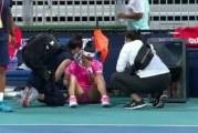 دورة مدريد:انس جابر تنسحب من الدور ثمن النهائي بسبب الاصابة