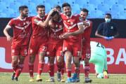 رابطة ابطال افريقيا لكرة القدم:فوز شباب بلوزداد على الترجي التونسي