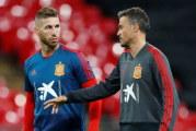 يورو 2020:سيرجيو راموس خارج قائمة إسبانيا