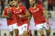 الاهلي المصري يفوز على نهضة بركان المغربي ويتوج بالسوبر الافريقي