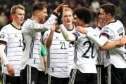 ألمانيا تسحق لاتفيا 7-1 قبل بطولة أوروبا