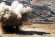 إصابة عسكري في انفجار لغم بجبل مغيلة