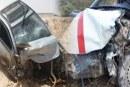 المهدية: وفاة 5 أشخاص في حادث اصطدام شاحنة بسيارة أجرة