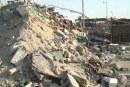 قابس : في ظل غياب تطبيق القانون فواضل البناء تتكدّس بكل أرجاء مدينة قابس