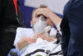 الدنمركي إريكسن يستعيد وعيه في المستشفى بعد سقوطه مغشيا عليه في مباراة ببطولة أوروبا