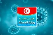 كوفيد 19: وزارة الصحة ترصد 1316 إصابة جديدة و52 وفاة يوم 13 جوان الجاري