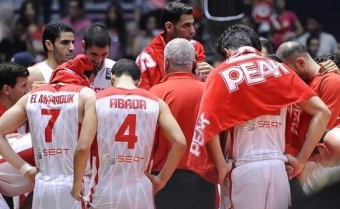 المنتخب التونسي لكرة السلة ينهزم وديا امام نظيره الايطالي