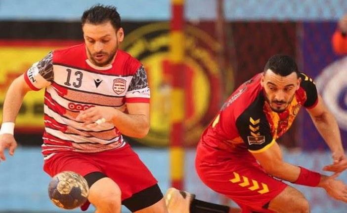 النادي الافريقي يحسم دربي كرة اليد لفائدته ويشدد الملاحقة على الترجي الرياضي