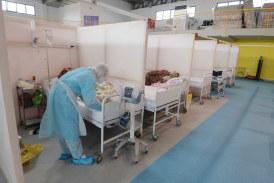 مدير مستشفى الرابطة:غرفة الموتى بالمستشفى فاقت طاقة استيعابها وسيتم تدعيمها بشاحنة مبردة لحفظ الجثث