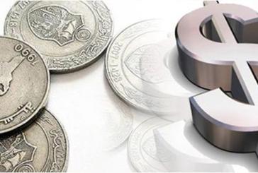 الدينار التونسي يعاود التدحرج أمام الدولار