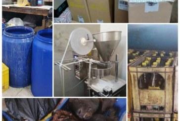 بنزرت: حجز 993 طنا من المواد الاستهلاكية خلال النصف الأول من شهر سبتمبر الجاري