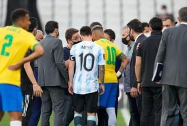 الفيفا يفتح تحقيقا في إلغاء مباراة البرازيل والأرجنتين