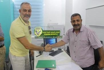 قيس اليعقوبي مدربا جديدا لشبيبة الساورة الجزائري