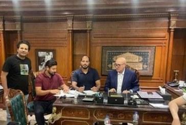 معين الشعباني مدربا جديدا للنادي المصري البورسعيدي