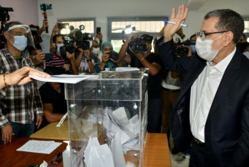 الإنتخابات المغربية:استقالة العثماني من الأمانة لحزب العدالة والتنمية بعد الخسارة