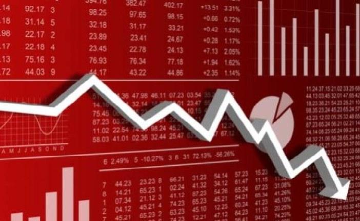 """توننداكس"""" يغلق على تراجع للأسبوع الثالث وسط تداولات بنحو 17 مليون دينار """""""