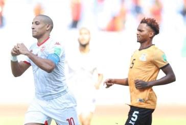 التصفيات الإفريقية المؤهلة لكأس العالم:تونس تفوز على زمبيا وتنفرد بالصدارة