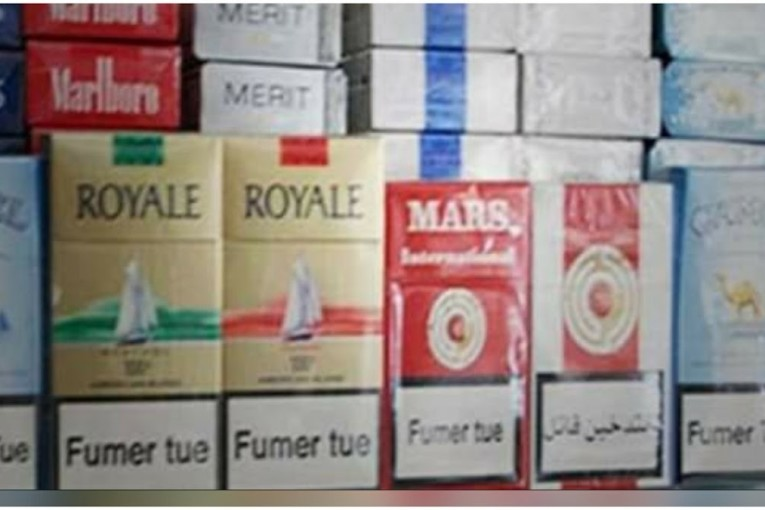بنزرت: حجز أكثر من 4 آلاف علبة تبغ و5 رخص تزود بمادة السجائر لدى تاجر تبغ مضارب